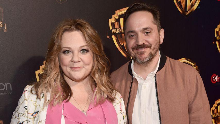 Melissa McCarthy und Ben Falcone feiern den 15. Hochzeitstag