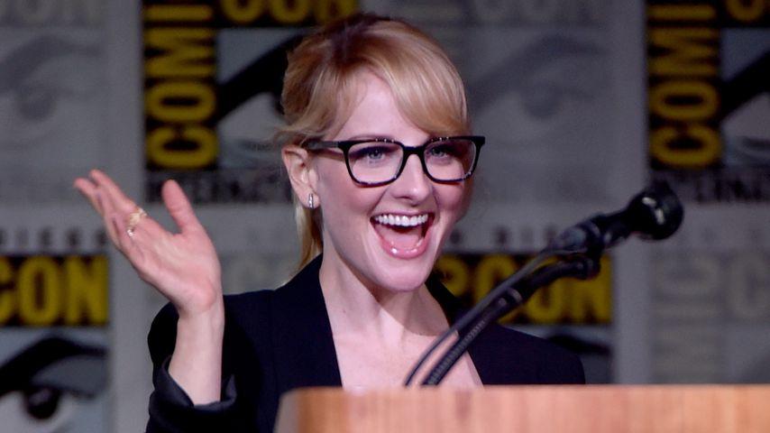 """Melissa Rauch bei der """"Comic Con"""" 2016"""