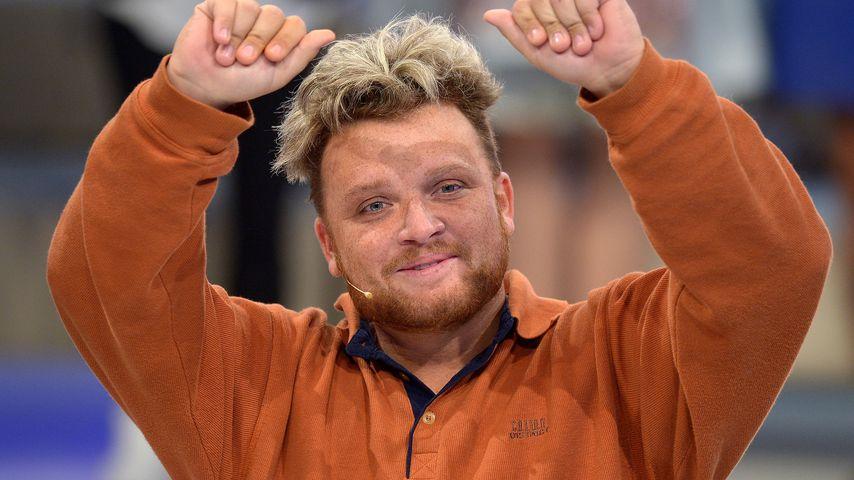 Menowin Fröhlich, Ex-DSDS-Kandidat