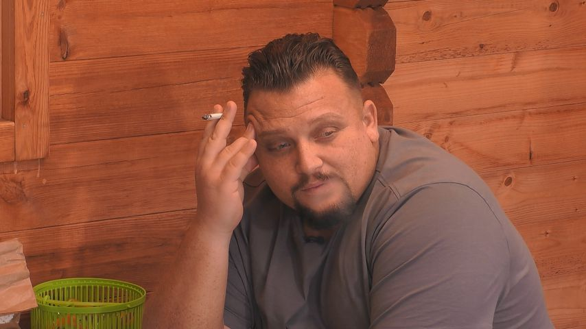 "Menowin Fröhlich bei ""Big Brother"" 2020"