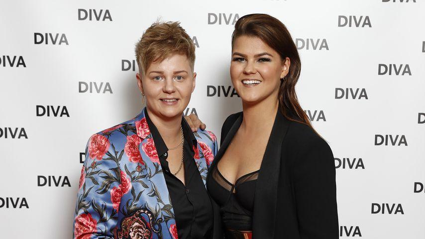 Über drei Jahre verlobt: Sängerin Saara Aalto hat geheiratet