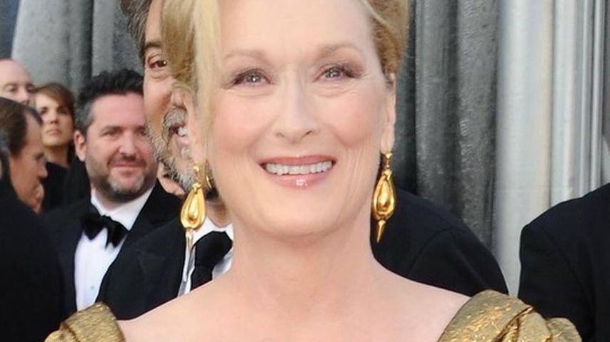 Meryl Streep, US-amerikanische Schauspielerin