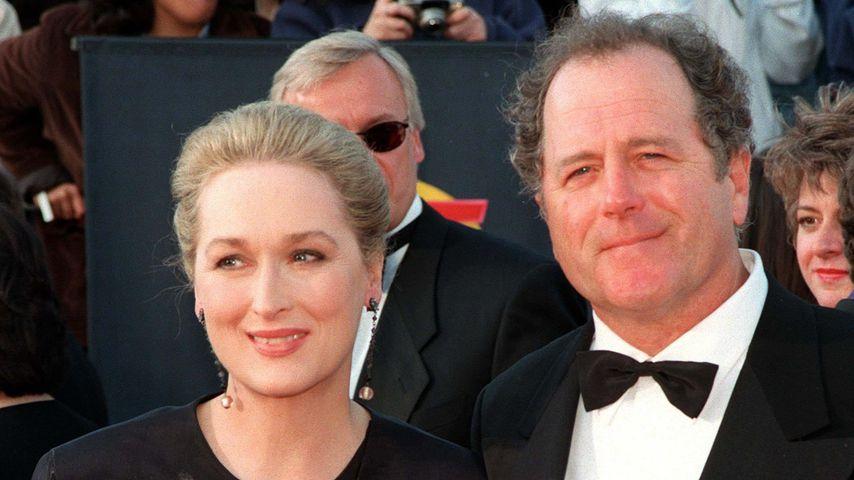 Meryl Streep und Don Gummer im Jahr 1999