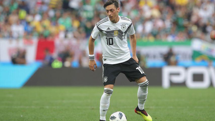"""Mesut Özil: """"Spiel gegen Schweden wird erstes Finalspiel!"""""""