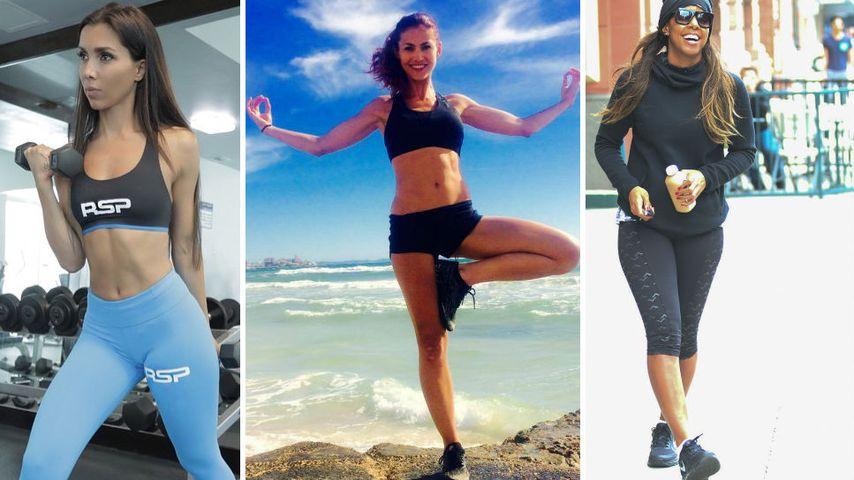 Endlich: Diese Stars verraten ihre Fitness-Geheimnisse