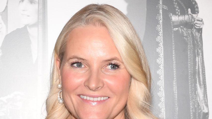 Mette-Marit in Oslo, Oktober 2018