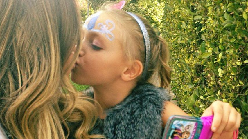 """""""Snapchat-Queen"""" Katie May und ihre Tochter"""