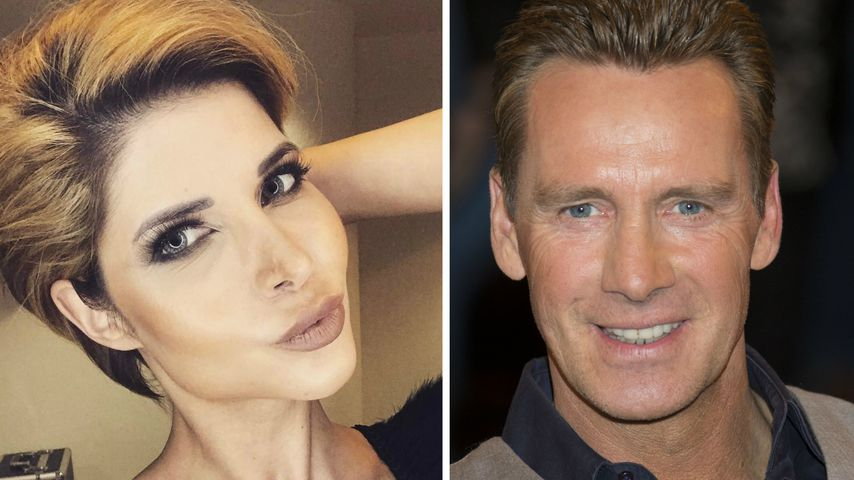 Neue Show: Micaela Schäfer mit Jürgen Milski nackt im Bett!