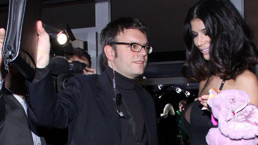 Ups! Micaela Schäfer von der Fashion Week geworfen