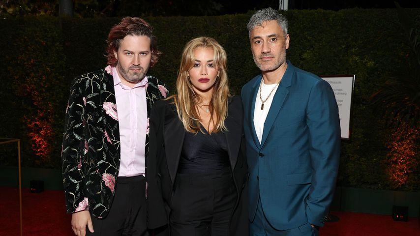 Michael Braun, Rita Ora und Taika Waititi