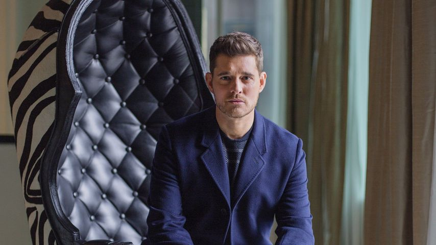 Michael Bublé in Toronto