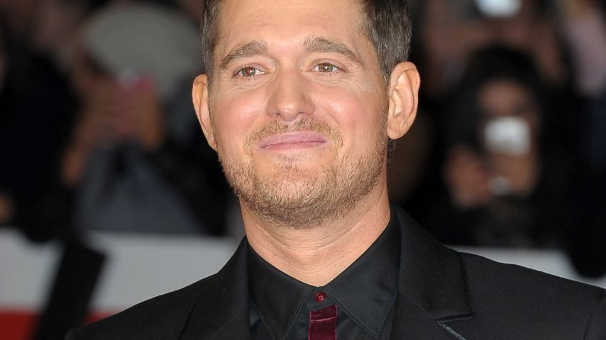 "Michael Bublé beim ""internationalen Film Festival"" in Rom"