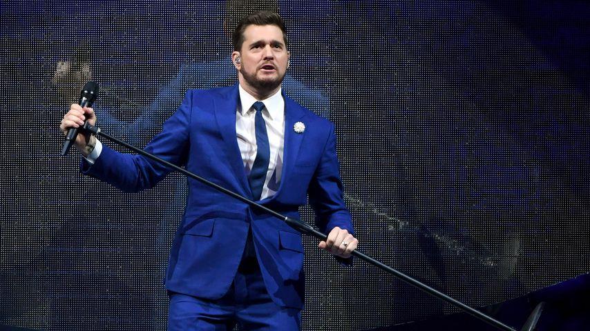 Michael Bublé im März 2019
