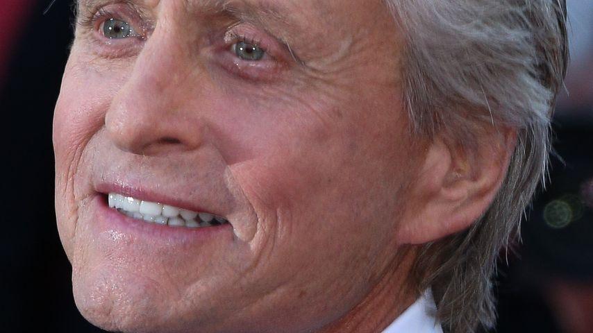 Krebs besiegt: Michael Douglas ist jetzt mutiger