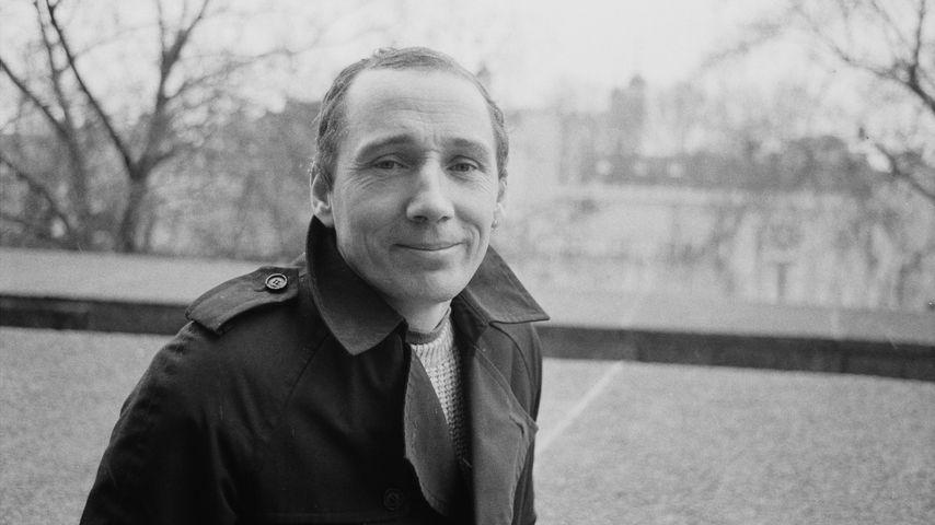 Michael Fagan im Februar 1985 in London
