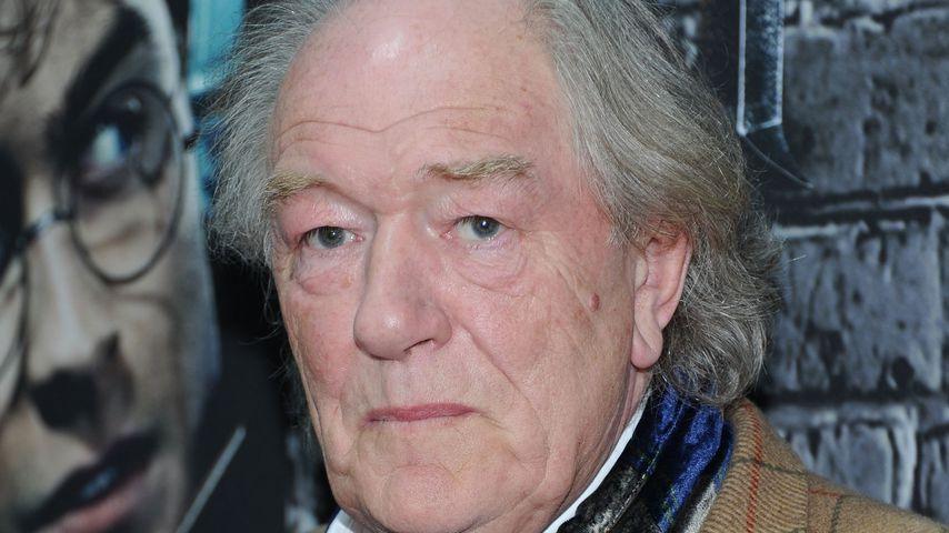 """""""Dumbledore"""" Darsteller wird Vater - mit 68"""