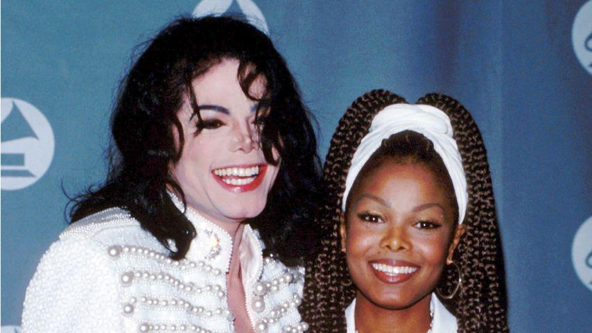 Janet Jackson: Sie dankt Bruder Michael (✝50) für Baby-Glück