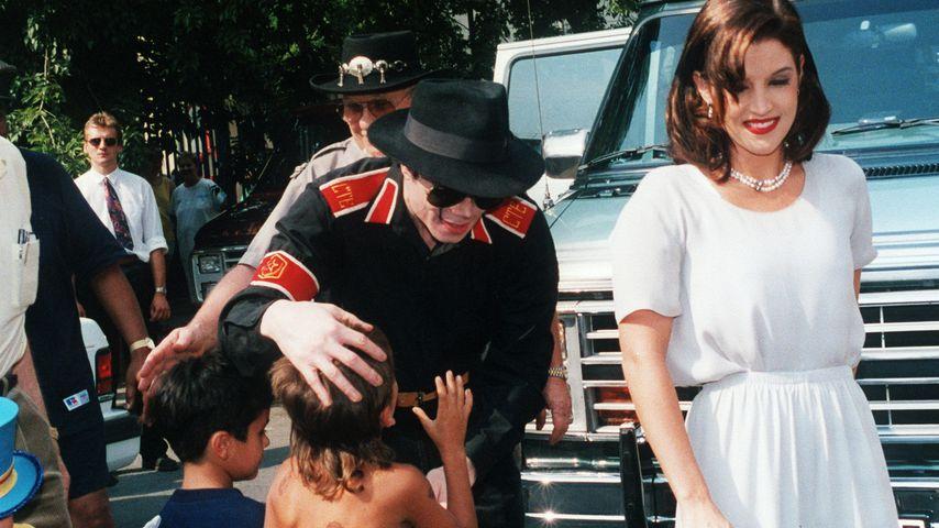 Lisa Marie Presley hatte Angst vor Nachwuchs mit Jacko