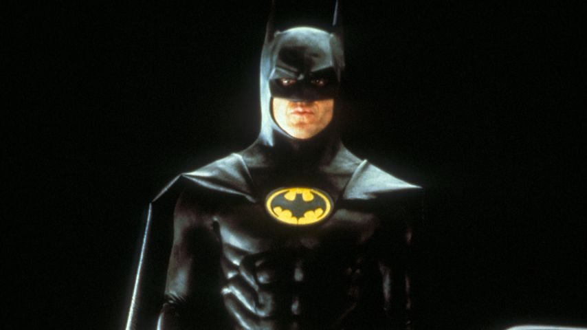 Michael Keaton als Batman