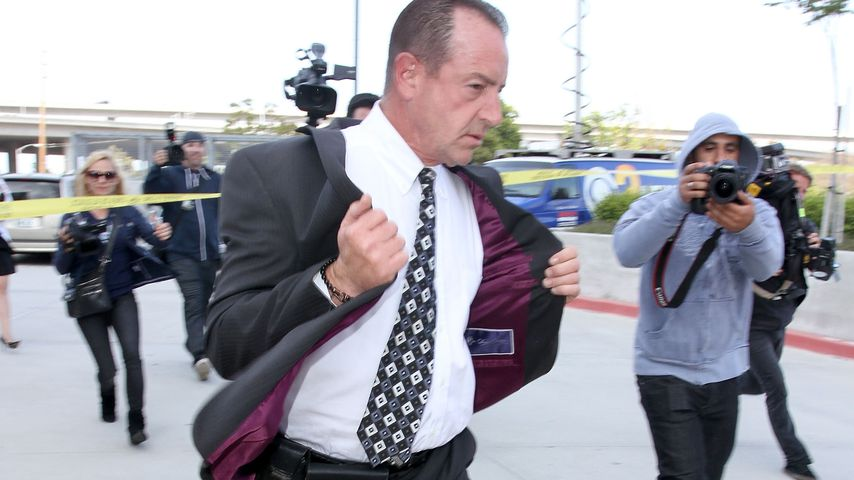 Michael Lohan in Los Angeles