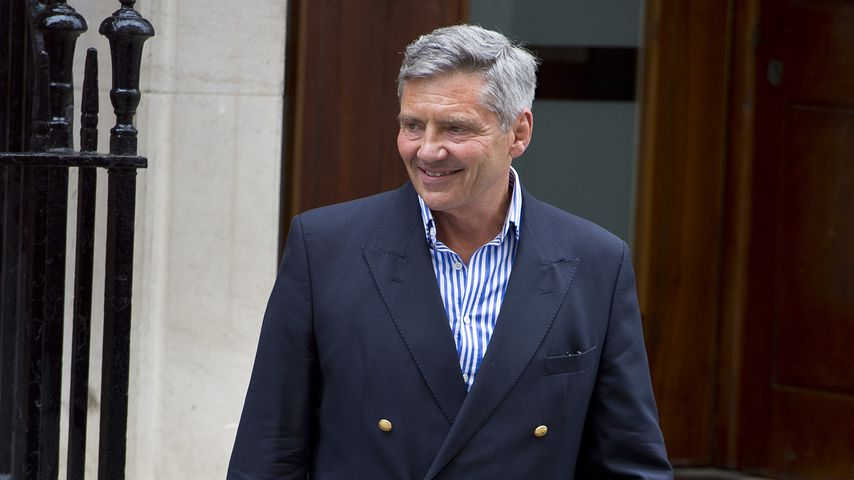 Michael Middleton in London