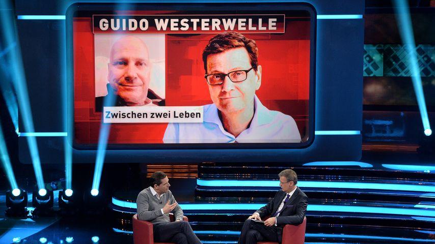 Rückschlag: Guido Westerwelle liegt wieder im Krankenhaus