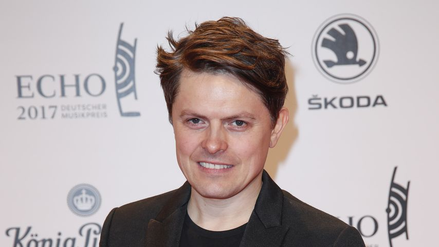 Michael Patrick Kelly im April 2017 in Berlin