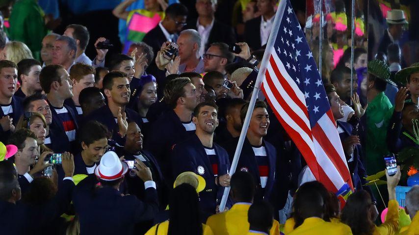 Kein Bock? Michael Phelps flieht von Olympia-Eröffnungsfeier