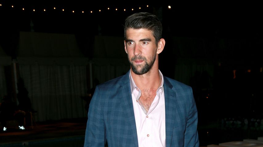 Michael Phelps bei der Tribune Hosts Players' Night Out
