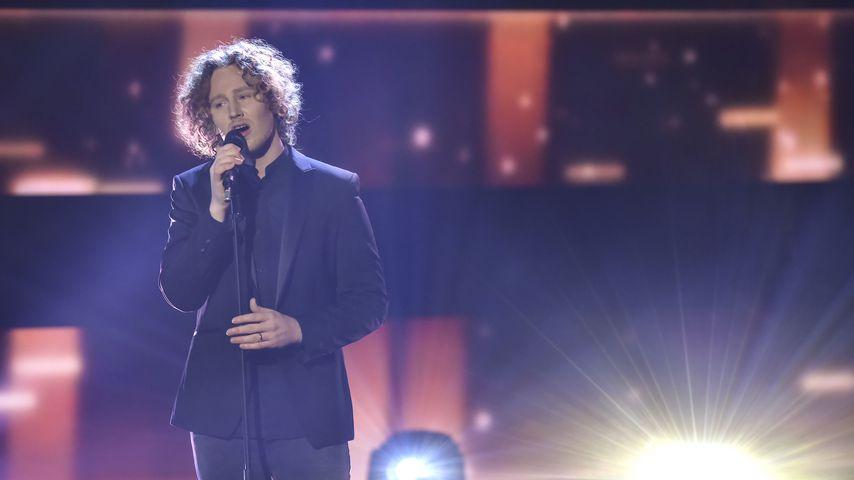 """Michael Schulte singt bei """"Menschen 2018  – der ZDF Jahresrueckblick"""""""