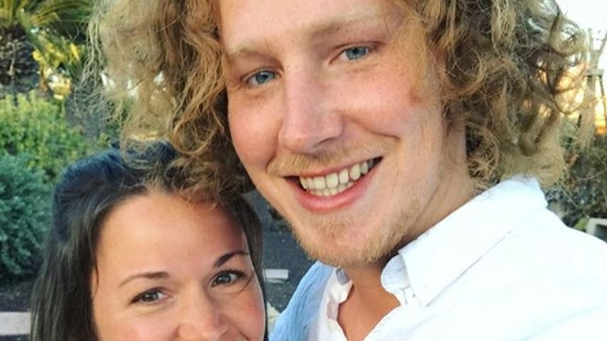 Michael Schulte und seine Frau Katharina