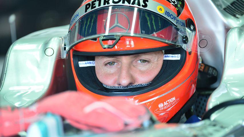 Michael Schumacher im September 2012