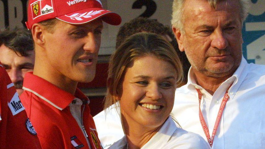 """Managerin über Michael Schumacher: """"Verbunden mit Familie"""""""