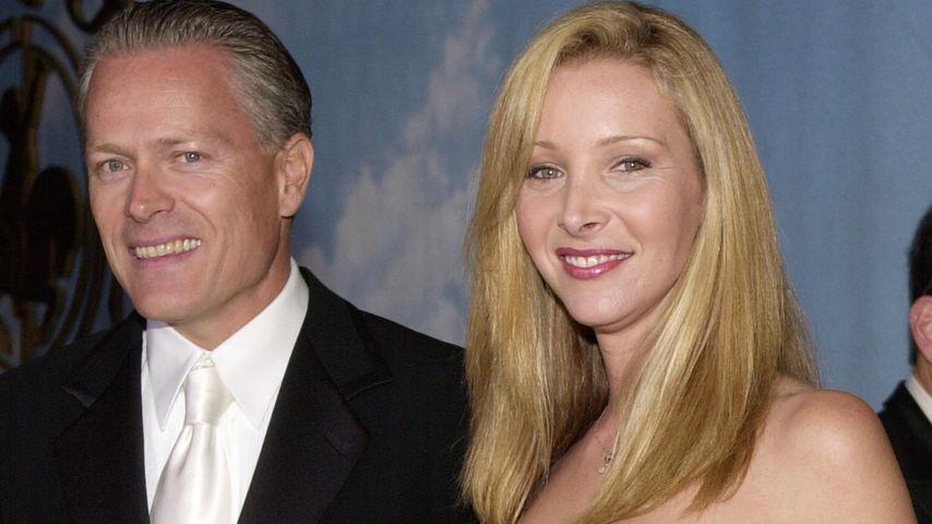 Michael Stern und Lisa Kudrow im Oktober 2000