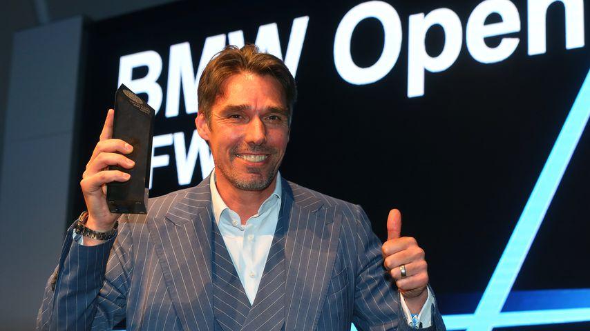 Michael Stich, ehemaliger Tennisspieler