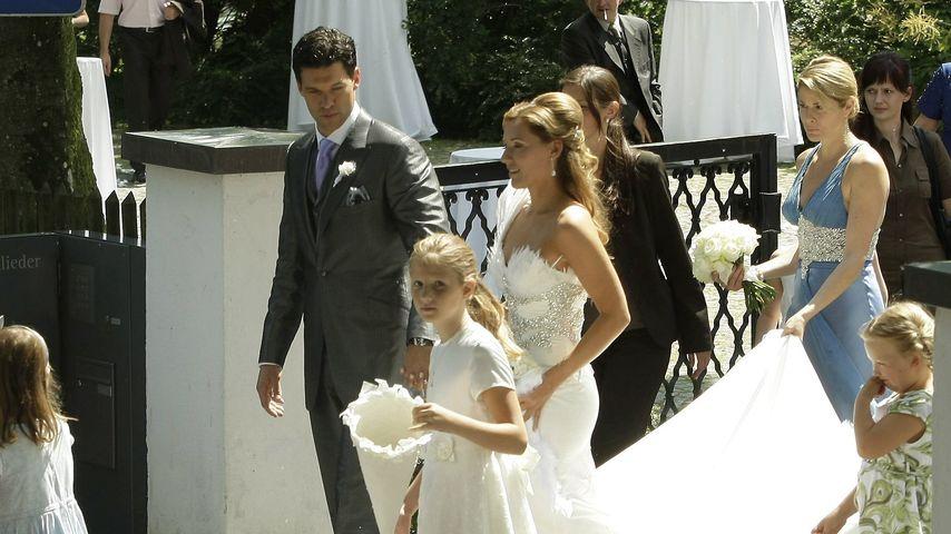 Hochzeit Michael Ballack