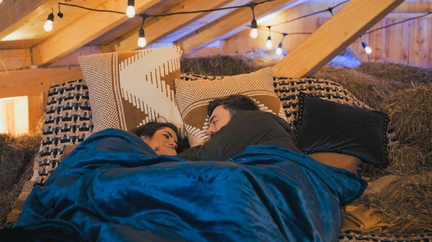 Ewig gewartet: Bachelor Niko und Michèle küssen sich endlich