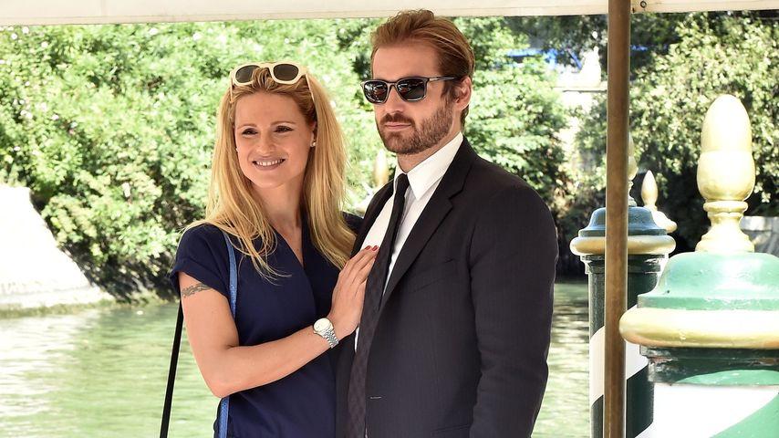 Michelle Hunziker & Tomaso: Süße Turtelei in Venedig