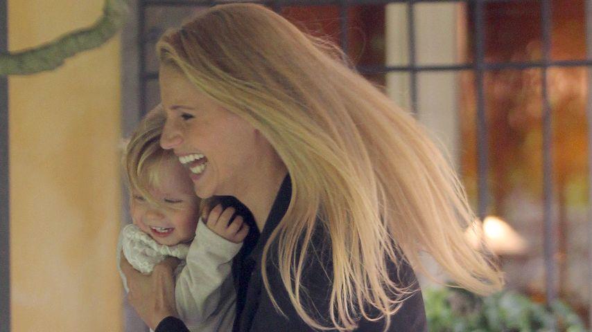 Super-Mama Michelle Hunziker: Süße neue Pics mit ihren Kids