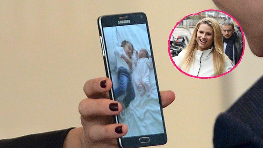 1. Bild! Ist das Michelle Hunzikers süße Celeste?