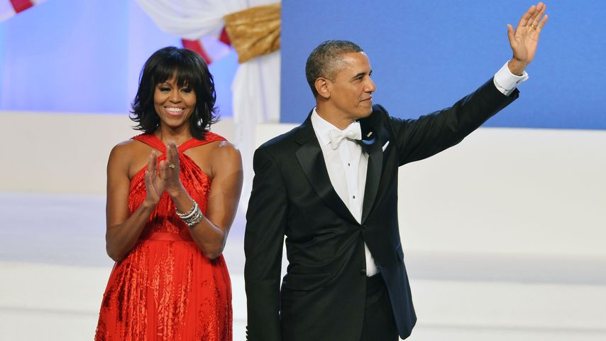 Michelle Obamas Pony: Resultat der Midlife Crisis