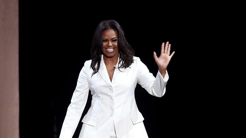 Ex-First-Lady Michelle Obama ist die populärste Frau 2018!