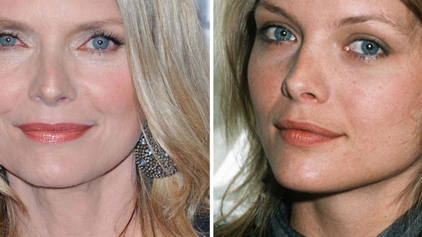 Michelle Pfeiffer: Lifting - ja oder nein?