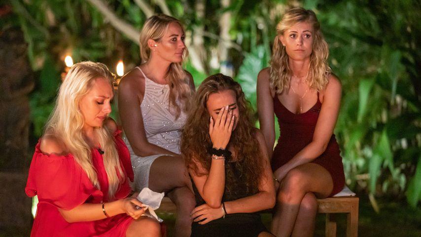 """Michelle, Pia, Siria und Hanna bei """"Temptation Island"""" 2020"""