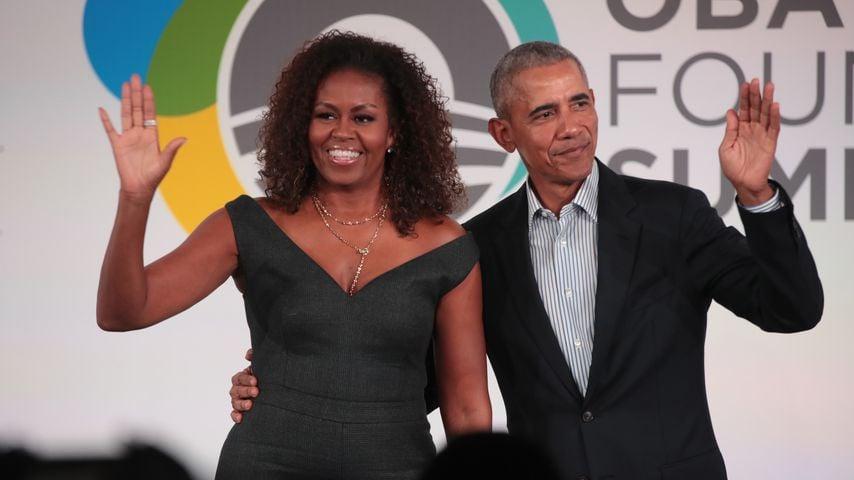 """""""Ein Segen"""": Barack Obama gratuliert seiner Michelle zum 57."""