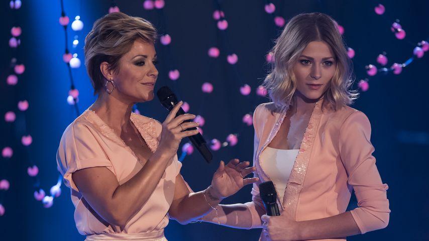 """Michelle und ihre Tochter Marie Reim bei der Show """"150 Jahre Schlager - Das große Fest zum Jubiläum"""""""