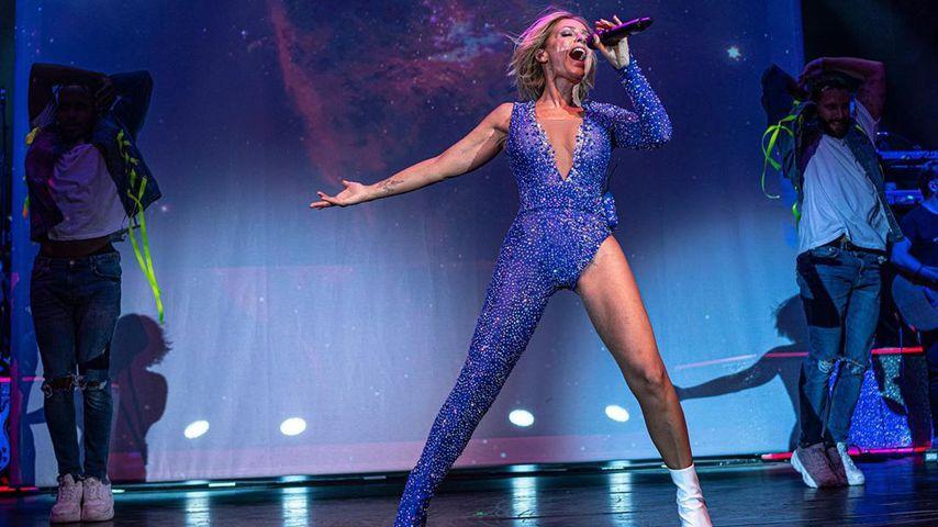 Michelle während eines Auftritts im Dezember 2019