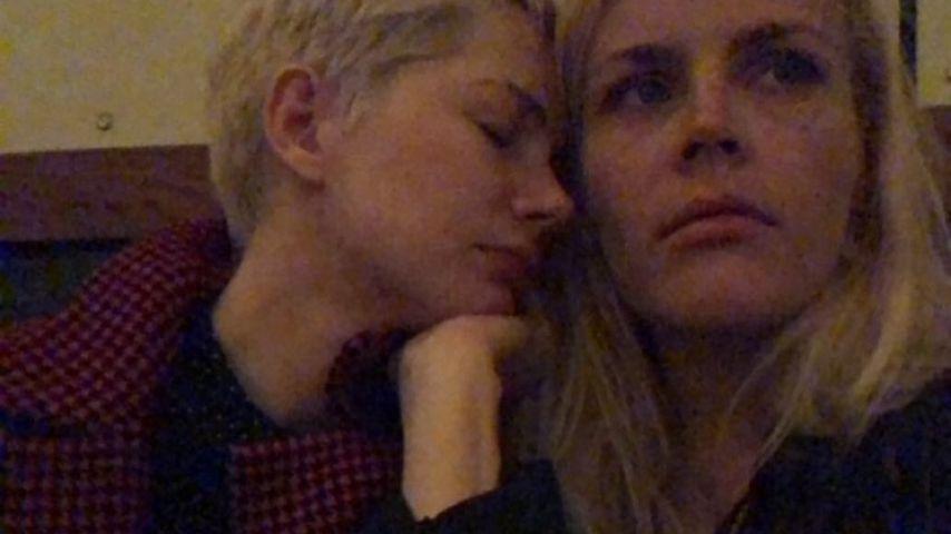 Michelle Williams und Busy Philipps an Heath Ledgers 10. Todestag