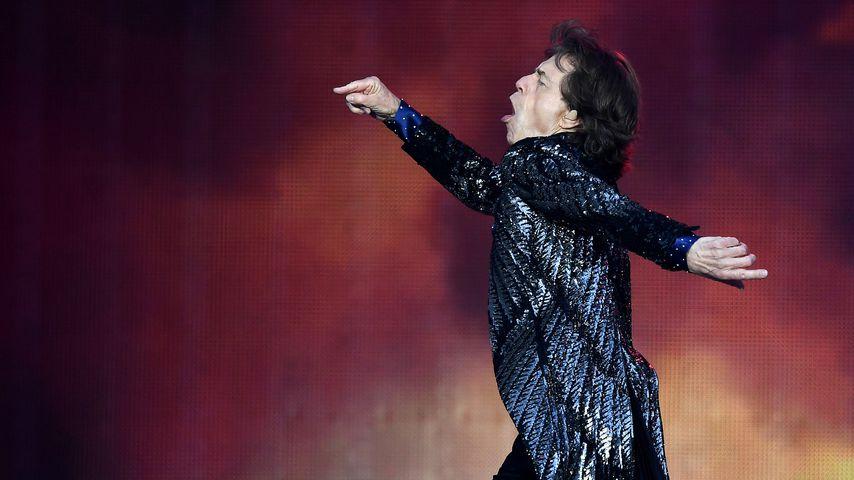 Mick Jagger in Dublin, 2018