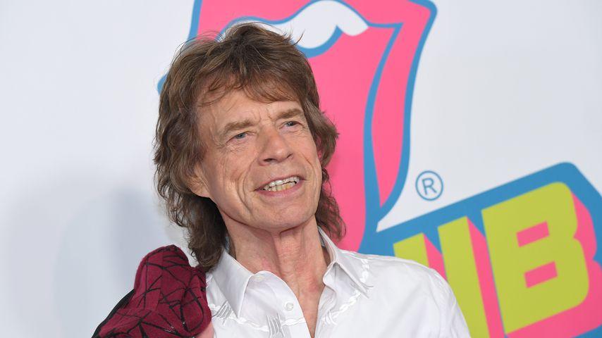 Mick Jagger hat 'ne Neue: 52 Jahre Altersunterschied!